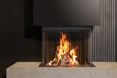 foyer bois insert foyer poele kalfire fireplaces showroom libramont