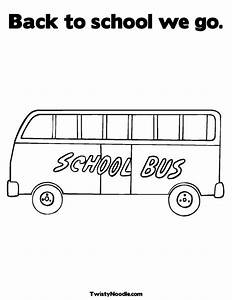 Bus Stop Sign Coloring Page Coloring Pages