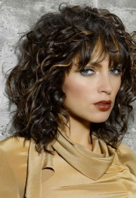 medium curly haircuts for hairstyles for medium length curly hair