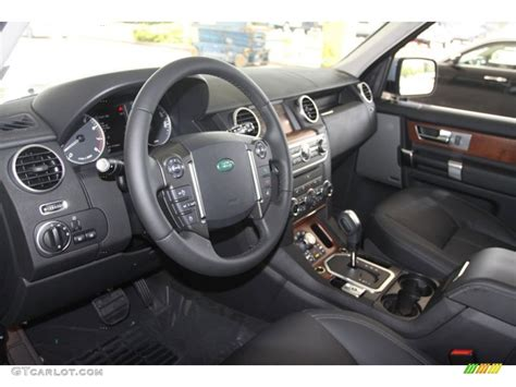 land rover lr4 interior 2012 land rover lr4 hse lux interior photo 56063528