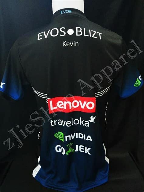 Kaos Baju Dota 3 jual jersey kaos baju gaming evos mobile legends aov