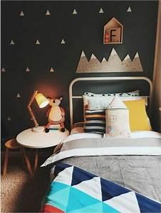 80 astuces pour bien marier les couleurs dans une chambre With peinture gris perle chambre