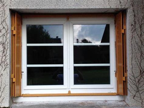 fenêtre de cuisine pvc de location vue extérieure