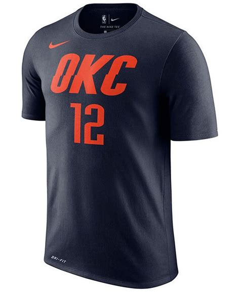 Nike Men's Steven Adams Oklahoma City Thunder Name ...