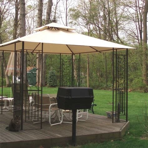Home Depot Gazebo 25 Photo Of 10x10 Canopy Gazebo Cover Replacement Top