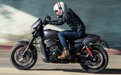 2017 Harley-davidson Street Rod Review