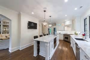 kitchen wallpaper backsplash corner stove ideas transitional kitchen andrew roby general contractors