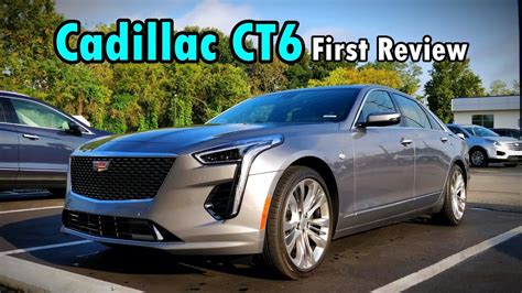 2019 Cadillac Flagship by 2019 Cadillac Ct6 Platinum Review Caddy S
