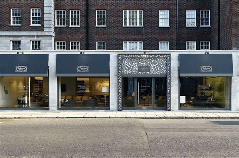 Poltrona Frau Opens In Fulham Road, London
