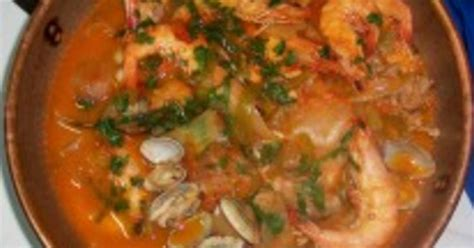 recettes de cuisine portugaise cataplana de fruits de mer comme en algarve recette par