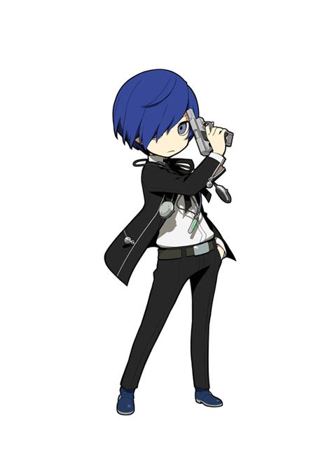 persona  receives  official trailer  images