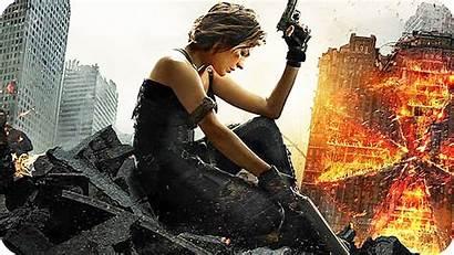 Resident Evil Final Chapter Jovovich Milla Alice