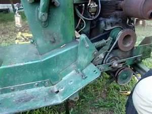 John Deere 110 Garden Tractor Mower Clutch Intermediate
