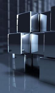 HD Abstract Cubes Android Wallpaper free download