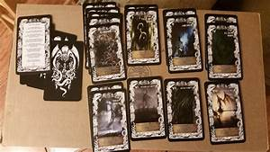 i reskinned the quotlove letterquot card game to have a With lovecraft letter board game