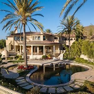 Beautiful, Dream, Home, Design, Mansions, U2013, Gazzed