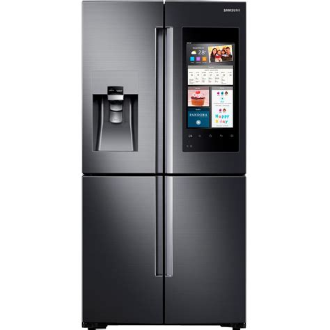 samsung 22 cu ft family hub 4 door flex french door