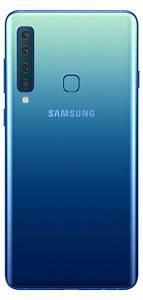 Samsung Galaxy A9  Lemonade Blue  8gb Ram  128gb Storage