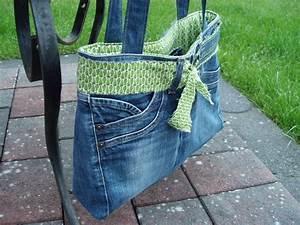 Nähen Aus Alten Jeans : tasche aus einer alten jeanshose mein taschenzauber pinterest sewing sewing clothes und ~ Frokenaadalensverden.com Haus und Dekorationen