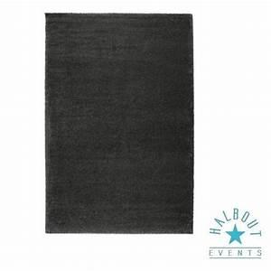 tapis de sol poils longs gris halbout events With tapis champ de fleurs avec canapé assise bultex
