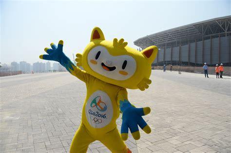 rio olympic mascot  games   creature