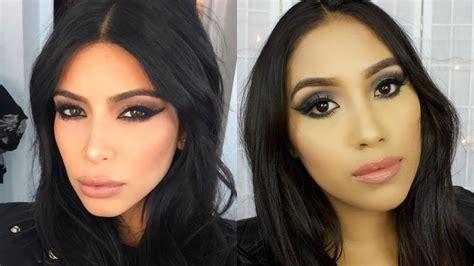 Kim Kardashian Cat Eye Makeup - Kim Kardashian Phenomenal Star