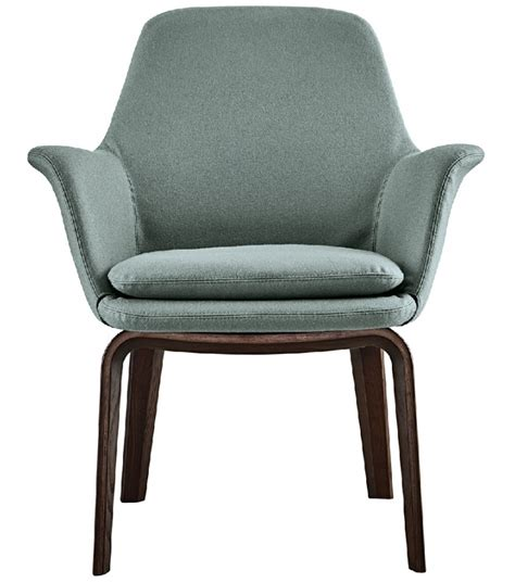 Lounge Armchair by York Lounge Small Armchair Minotti Milia Shop