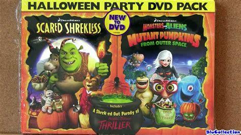 halloween shrek scared shrekless mutant pumpkins