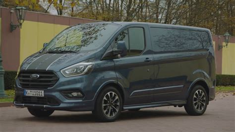 Ford Transit Custom Sport Youtube