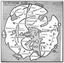#118 TITLE: Orbis Terrarum DATE: A D 20 AUTHOR: Marcus