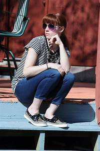 Outfit Ideas Sperry Leopard Boat Shoes - The Fashionable Housewife