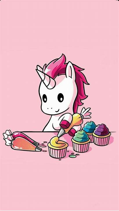 Unicorn Kawaii Drawings Wallpapers Backgrounds Discover Jessica