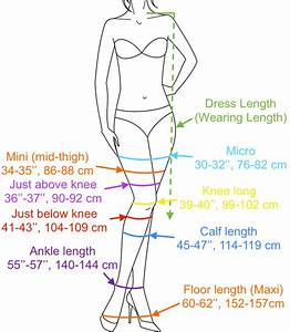 Dress Length Guide