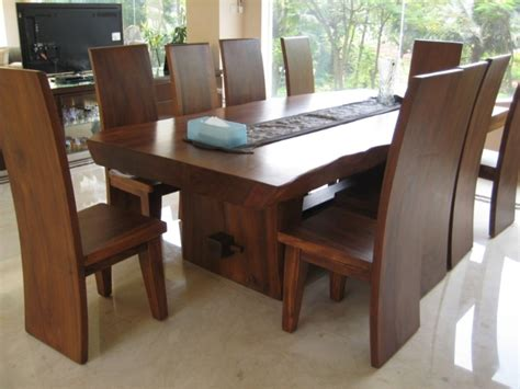 rustic dining table modern dining room tables solid wood tedxumkc decoration