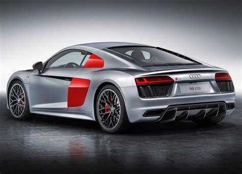 2019 Audi R8 Spyder Changes