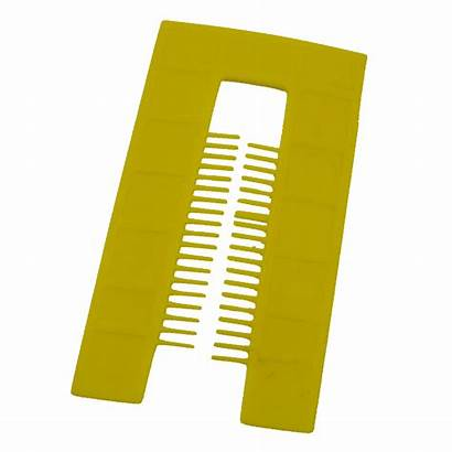 1mm Packer Yellow Thick Shims