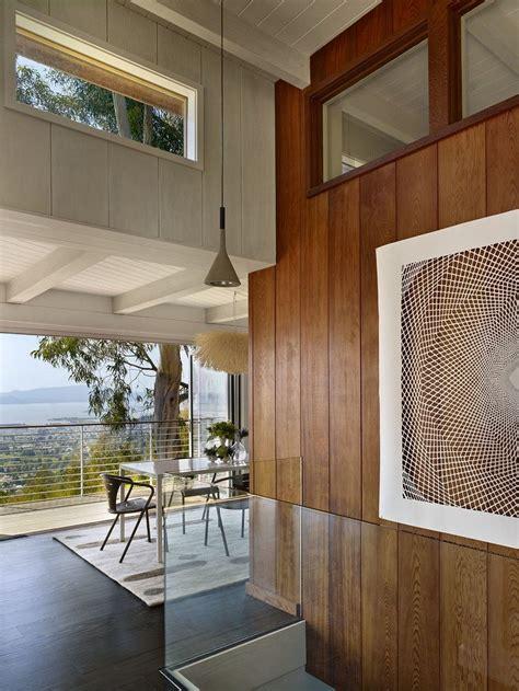 mid century modern home renovation  berkeley hills