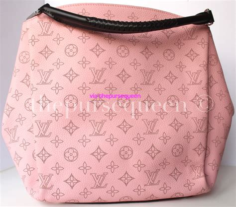 louis vuitton babylone pm mahina leather replica review authentic replica bagshandbags