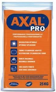 Sel Adoucisseur Axal : sel pour adoucisseur d eau axal 15 25 sac de 25 kg prix ~ Nature-et-papiers.com Idées de Décoration