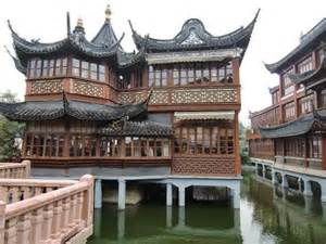 chinesische architektur metropole shanghai chinesische architektur der shanghai