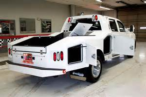 Western Hauler Beds by Q3 Chevrolet 4500 Truck