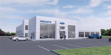 ford siege social fréchette ford s installe à montmagny automedia