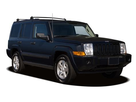 jeep commander vs 2006 jeep commander reviews and rating motor trend
