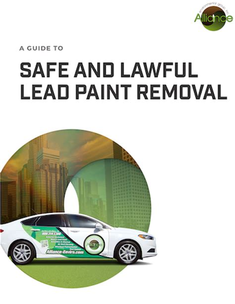 lead paint removal  los angeles sacramento fresno san