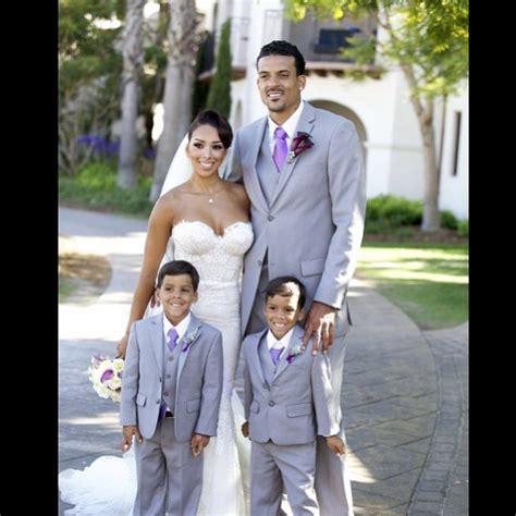 Matt Barnes Family by Matt Barnes Gilbert Arenas Headed To Reality Tv With