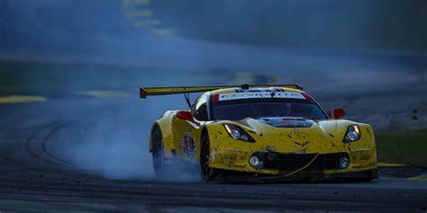corvette racing  continue  corvette cr