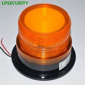 Lpsecurity Ip54 12vdc To 60vdc Flashing Lamp Blinker Light