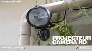 Projecteur Exterieur Avec Detecteur De Mouvement : camera de surveillance wifi exterieur 6 projecteur ~ Edinachiropracticcenter.com Idées de Décoration