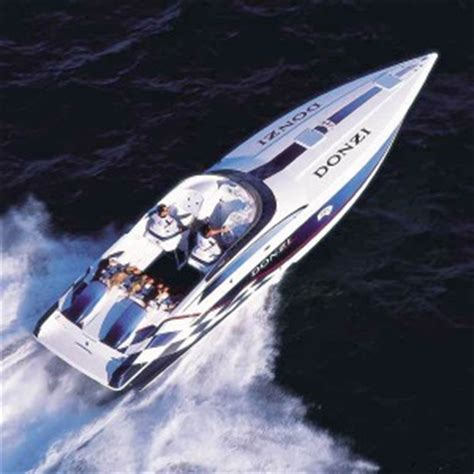 Donzi Boats Top Speed by Donzi 38 Daytona Countdown To Ecstasy Boats