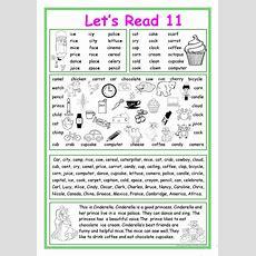 Let's Read 11 Worksheet  Free Esl Printable Worksheets